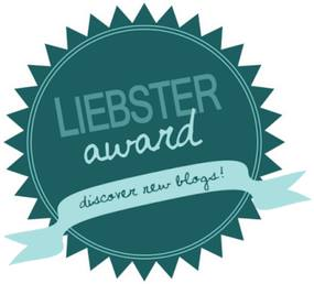 The Liebster Award – 2017