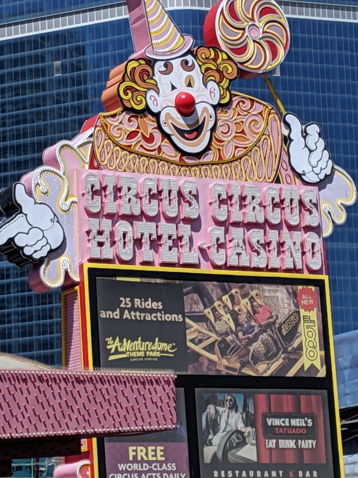 Vegas Vacation – A Surprisingly Great Family Destination